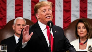 Donald Trump Defends Outburst On Democratic Congresswomen Says 'Don't Have a Racist Bone in My Body!'